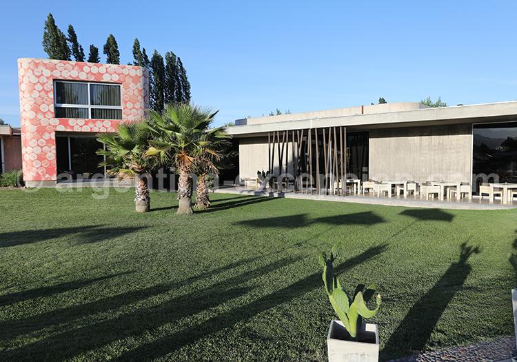 Hôtel Entre Cielos, Mendoza, Cuyo, Argentine avec l