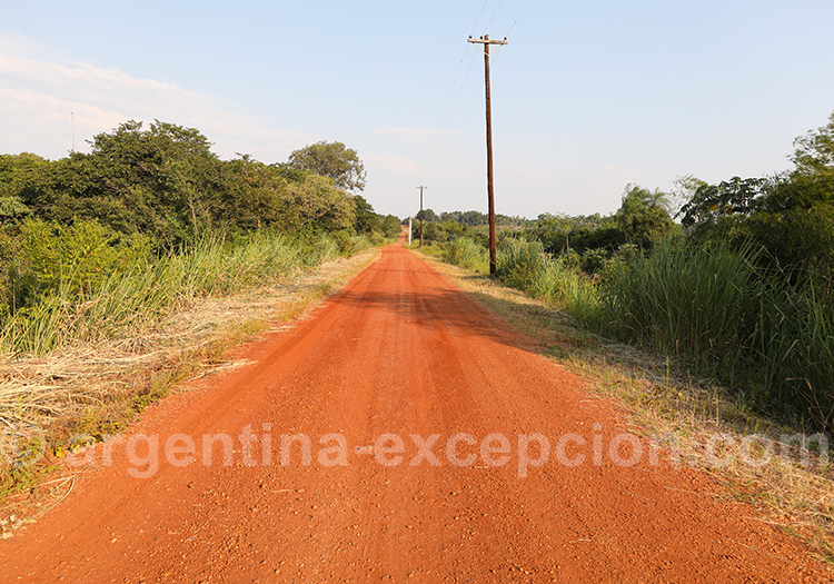 Route de Corpus, Misiones