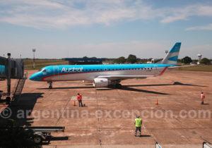 Aérolineas Argentinas à Corrientes