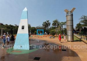 Monument aux Trois Frontières à Puerto Iguazu