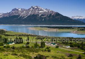 Estancia Nibepo Aike Patagonie