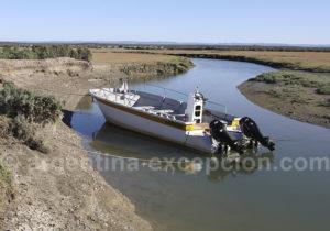 Bateau excursion nautique Bahia Bustamante