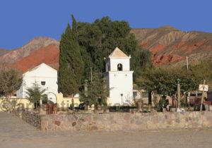 Chapelle d'Uquia