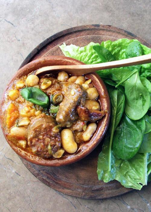 Cuisine Criolla