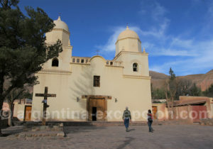 Eglise du village de Tilcara