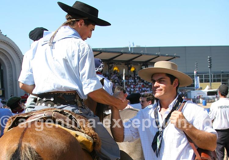 Festival Nuestros Caballos, La Rural