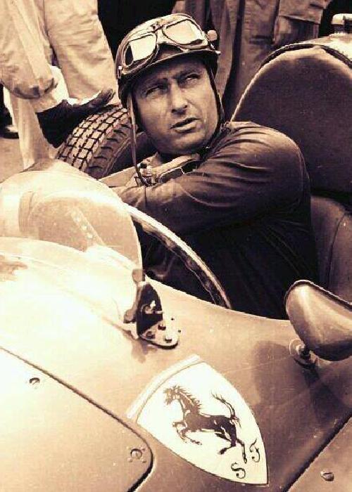1 Juan Manuel Fangio pilote automobile 1