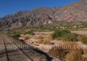 Maimara vallée de Humahuaca
