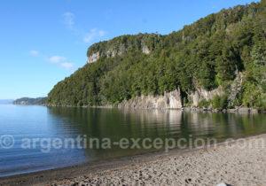 Parc national Los Arrayanes lac Nahuel Huapi
