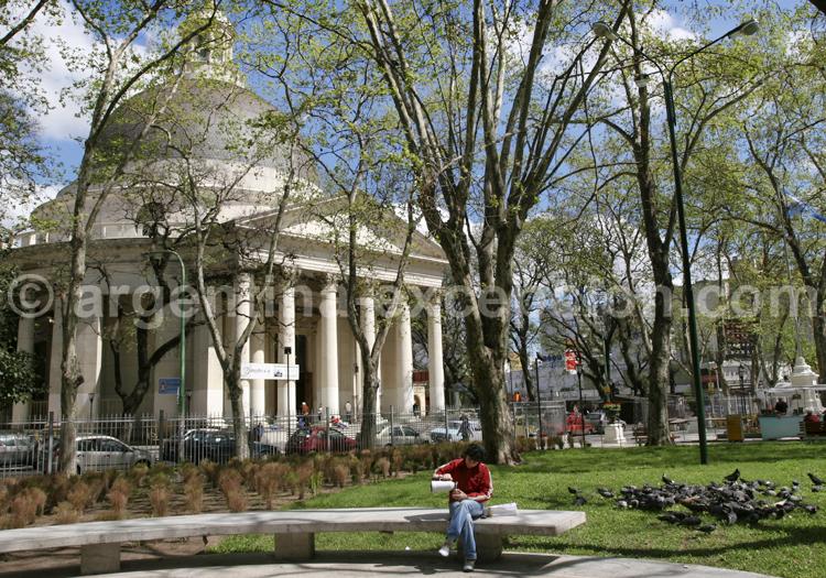 Place Manuel Belgrano, Buenos Aires