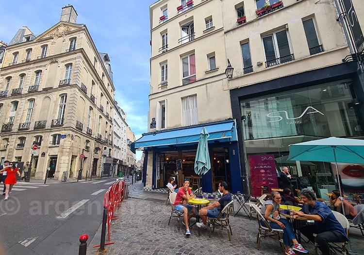 Restaurant Caminito à Paris
