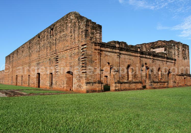 Mission jésuite, Jesús de Tavarengue, Paraguay