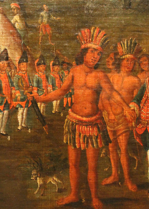 Premiers peuples et colonisation en Argentine