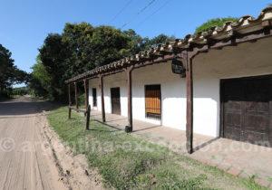 Maison typique coloniale, Argentine