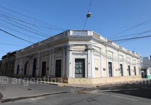 Visite de la ville de Corrientes