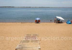 Vacances à Paso de la Patria, nord Argentine