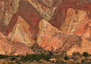 Palette du Peintre, Quebrada de Humahuaca