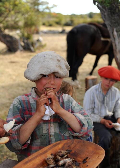 Recettes traditionnelles de gaucho