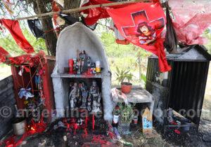 Sanctuaire du gaucho Gil, Corrientes