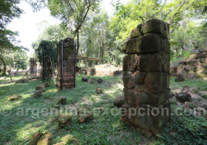 Site archéologique de Loreto, Argentine