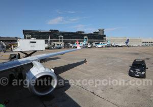 Aéroport AEP, Buenos Aires