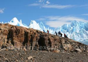 Randonnée glacier Perito Moreno