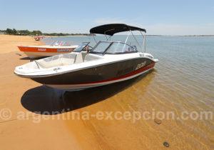 Paso de la Patria, hot spot de pêche en Argentine