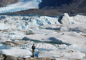 Glacier Grande, Patagonie Argentine