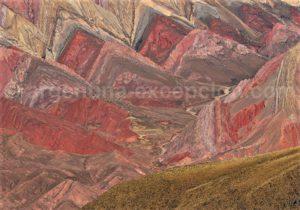 Espina del Diablo, vallée de Humahuaca