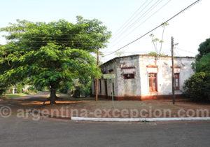 Village de Corpus, province de Misiones