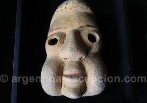 Masque de la culture chané