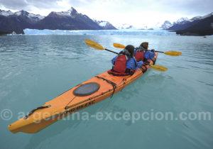 Kayak Perito Moreno Patagonie