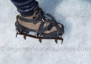 Minitrekking en crampons Perito Moreno