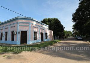 Santa Ana, village de la région de Corrientes