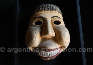 Masque guarani