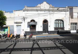 Edifice colonial ville de Corrientes