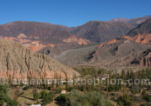 Les villages de la vallée de Humahuaca