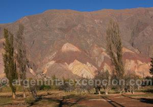 Paleta del Pintor vallée de Humahuaca