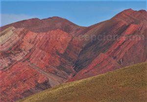 Sierra del Hornocal, Humahuaca