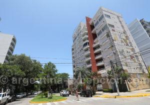 Av Sarmiento, ciudad de Resistencia