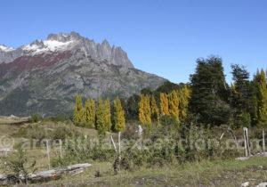 Excursion lac Huechulfaquen