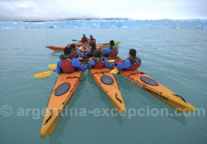 Kayak Patagonie