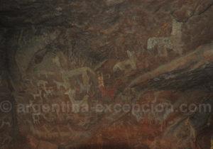 Petroglyphes vallée des Calchaquies