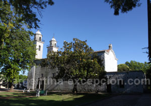 Basilique de Colonia del Sacramento