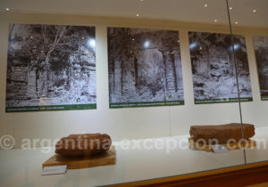 Visite guidée en français du musée de San Ignacio Mini