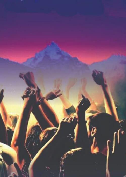 Fête de la nuit la plus longue à Ushuaia