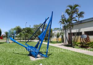 Sculpture Resistencia, nord Argentine
