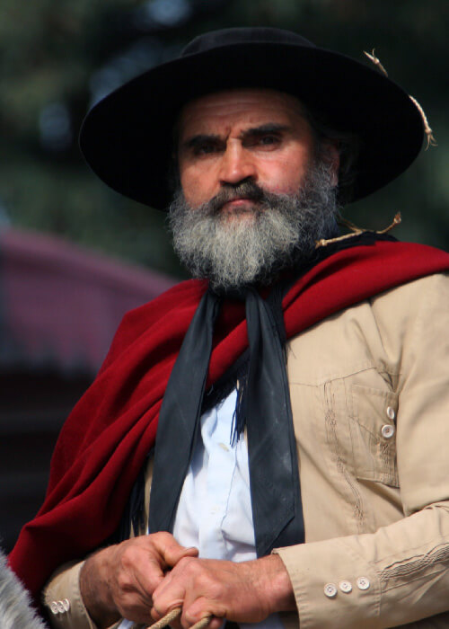 Anniversaire du Général Guemes à Salta