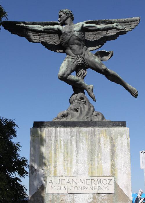Les souvenirs de l'Aeropostale à Buenos Aires
