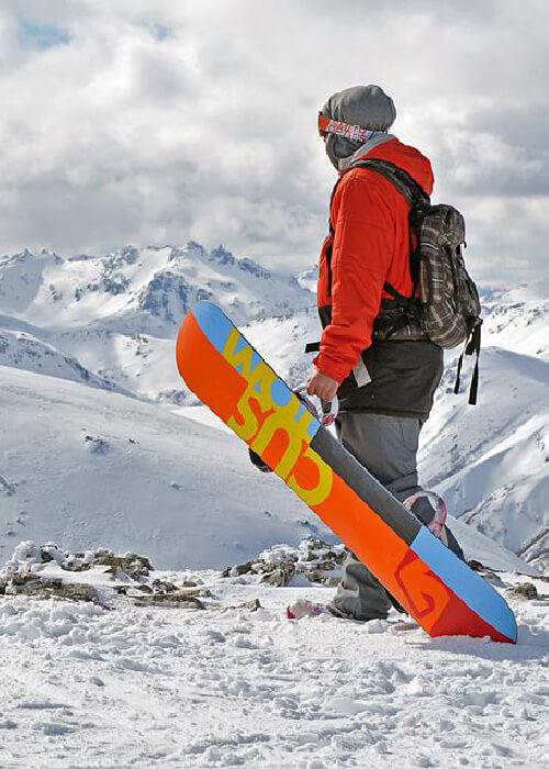 Ouverture des stations de ski en Argentine